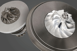 Cartridges (CHRAs) for LKW turbochargers